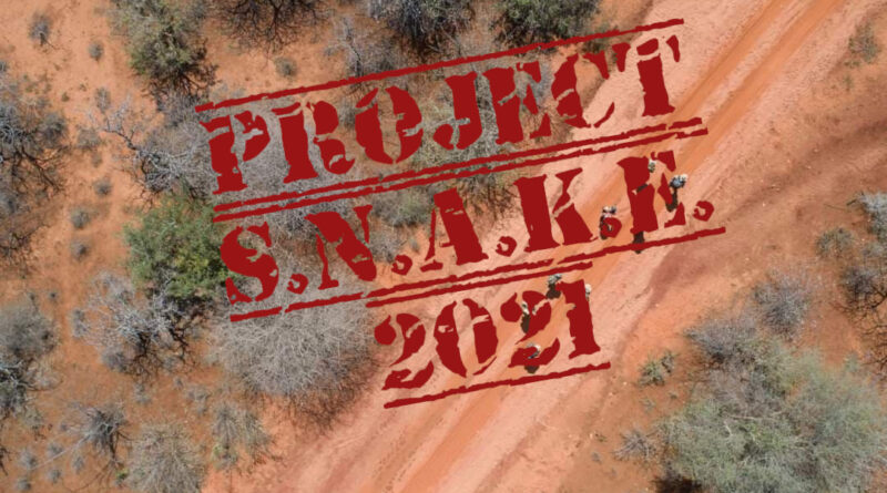 Project S.N.A.K.E. 2021