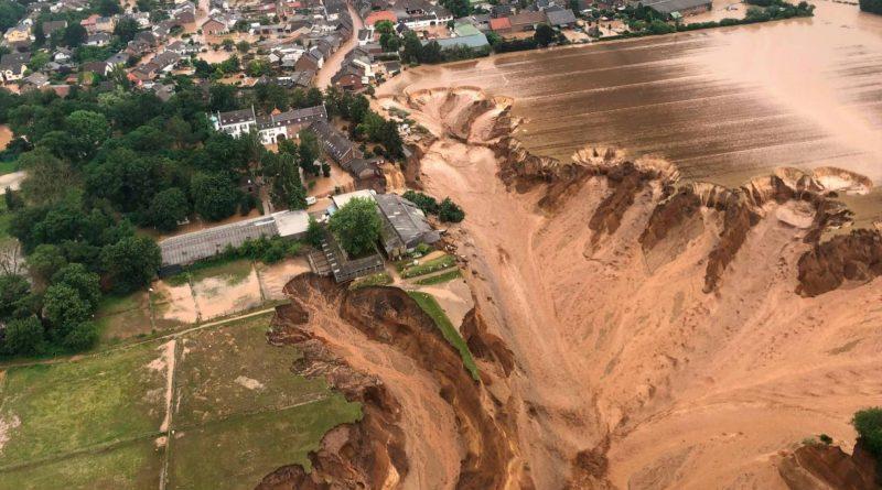 Eventi Naturali – Alluvione